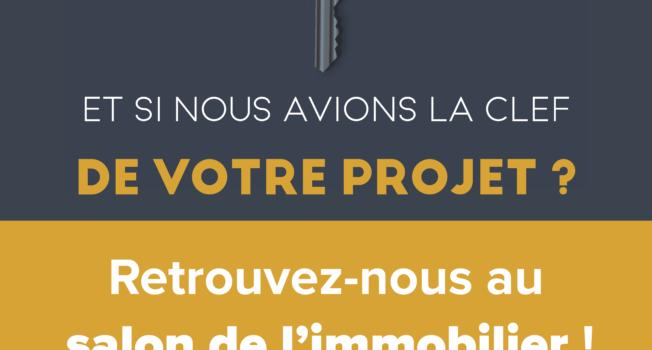 SALON DE L'IMMOBILIER 2021